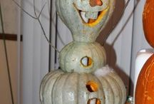 Great Pumpkin Carving Ideas / Can't decide how to carve your Schuster pumpkin? Here are some fun ideas!