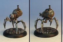 Steampunk / by Dave Edens