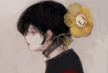 Archetype (Black-haired suffering)