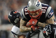 New England Sports / by Ashley Forest