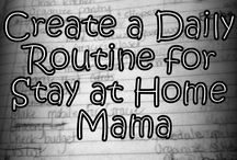 Stay at home momma