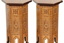 Arabian design / architecture elements