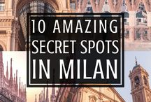 What to do on a weekend trip to Milan / What to do, what to see, where to eat in the Italian city of Milan