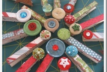 Crafty Ideas: Buttons / Craft ideas using buttons, DIY, decor, tips, tricks, tutorials, & more!