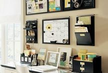 Home office & sewing room