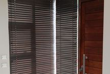 Blinds / Variety of custom made blinds, we supply and install in the kzn area