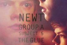 Newtie pie / Newt :'(