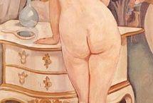 Gerda Wegener's art works