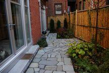 Outdoor area / Furniture garden