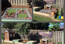 ogród do zabaw
