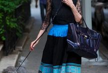 Grey Love via Linda Rodin and others / How to age with class, style and self esteem.