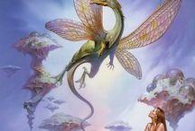 fantasy - Boris Vallejo,Julie Bell