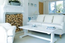 cool home interiors / White is for simple, beautiful & clean!