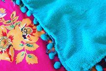 TOACANGAS / Toalhas canga de praia, personalizadas, feitas por mim.