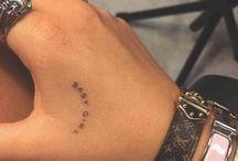 Tatuajes que necesito