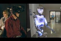 Realtà Virtuale / Realtà virtuale (in inglese virtual reality, abbreviato VR) è il termine utilizzato per indicare una realtà simulata. La realtà virtuale, per sua stessa definizione, simula la realtà effettiva. L'avanzamento delle tecnologie informatiche permette di navigare in ambientazioni fotorealistiche in tempo reale, interagendo con gli oggetti presenti in esse.