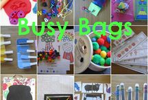 Busy Bee Bag / by Alexandria Stratton Zitting