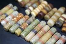 Polymer clay beads and others