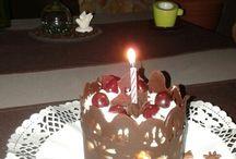 Saját alkotások! - Torták,  sütemények! / Kreatív munkáim!