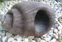 Felted for cats