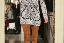 Statement knits  / Cover up in these stand out sweaters...