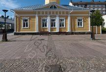 Kajaani / Kajaani on Suomen kaupunki ja Kainuun maakuntakeskus, joka sijaitsee Oulujärven itäpuolella Kajaaninjoen varrella Kainuun maakunnassa.  http://www.kajaani.fi/