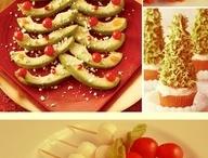 Navidad Recetas ideas / Ideas de comida navideña