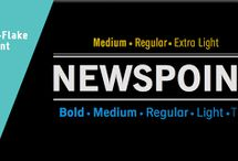 Newspoint Font Download