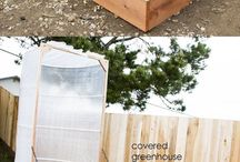 Raised & Covered Garden Beds