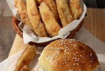 Μαλάκα ψωμάκια για χαμπουργκερ