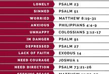 Emergency Bible Numbers