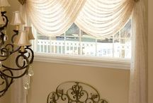 Window Treatments / Curtains and stuff...