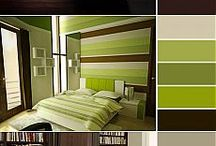 falfestés zöld