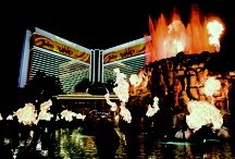 The Mirage / Escape to the exotic - a world tantalizing to the imagination and the senses. AAA, Four Diamond Award Winning Resort, is located in the heart of all of the excitement on the Las Vegas Strip. The Mirage - Vegas Starts Here! / by Beau Rivage Resort & Casino