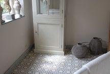 Badezimmer / Boden