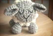 Crochet patterns animals