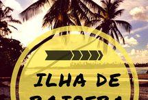 Praias incríveis - Brasil / Dicas e roteiros de viagem para conhecer as mais incríveis praias brasileiras!