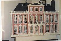 Poppenhuis en miniaturen