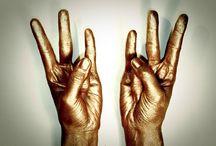 joga prstů