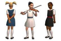 Sims 2- School and Education
