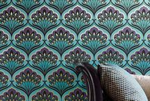 Design ideas - Wild Patterns and Wall Papers