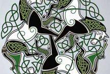 celtic art / by Chickpea