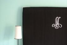 bedroom re-do / by Ginny Hurst
