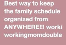 Working Mom Resources / by Coral Zelachowski