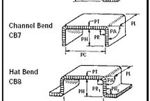 Bends / Metal work
