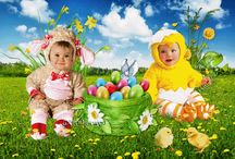 GIF-Easter / Creatii personale animate. Animated personal creations