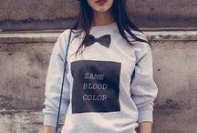 Same Blood Color