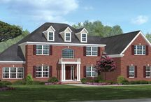 Single Family Homes / 3D renderings of our luxury single-family homes available