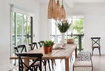 Osier et rotin / Les fibres naturelles sont à l'honneur dans les tendances déco cette année, et les meubles d'osier et de rotin ont particulièrement la cote. Découvrez des chaises en osier et en rotin, de tapis, des tables, et toute une foule d'idées déco inspirantes. Apprenez comment décorer avec l'osier et le rotin!