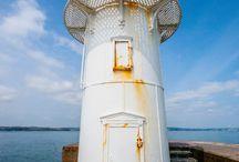 lighthouses / by Brenda Gilland
